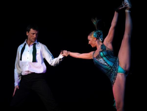 Голая танцы со звездами